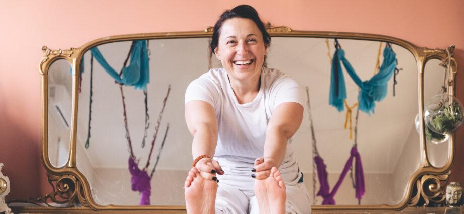 Danila Bozzacchi Hatha Yoga Bija Casalpalocco