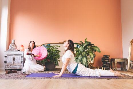 Yoga sciamanico Mila Rossi Bija