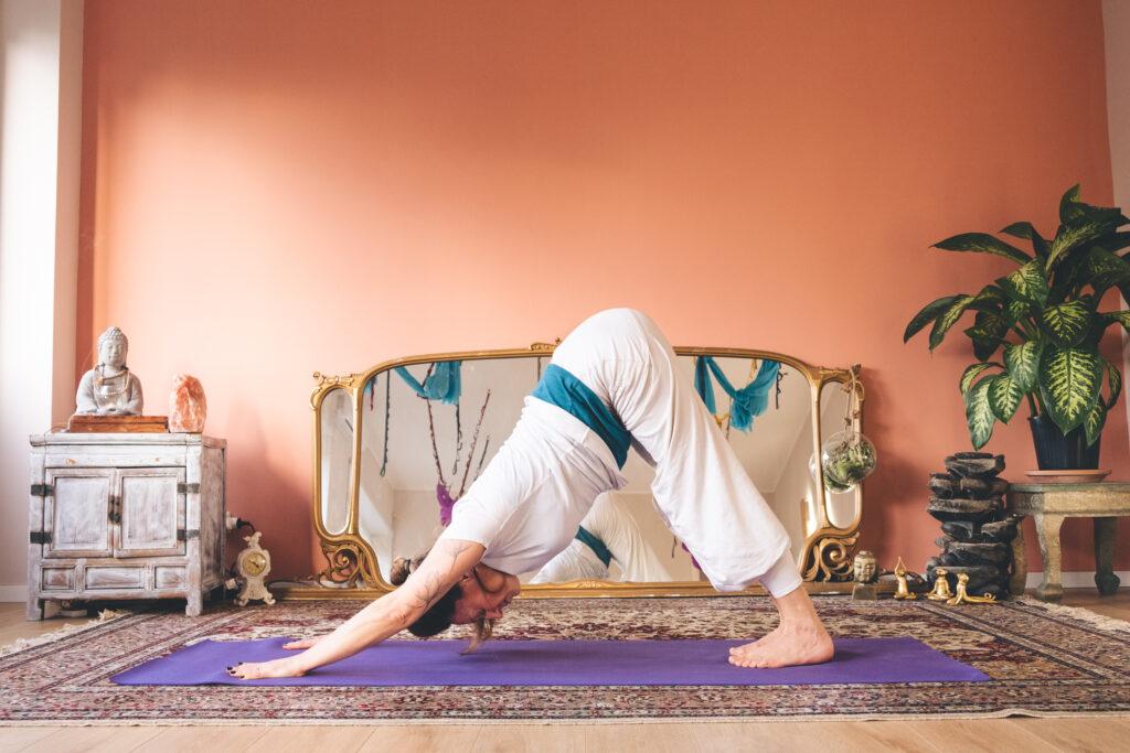 Danila Bozzacchi Bija Hatha Yoga