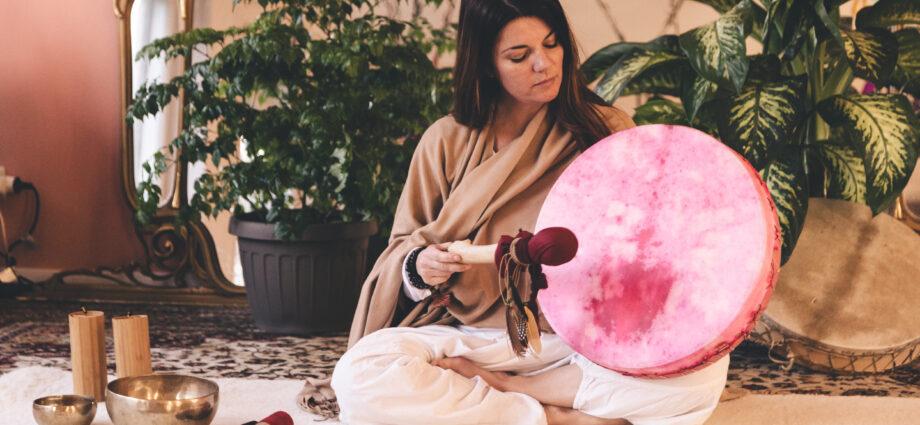 Mila Rossi Yoga Sciamanico da Bija