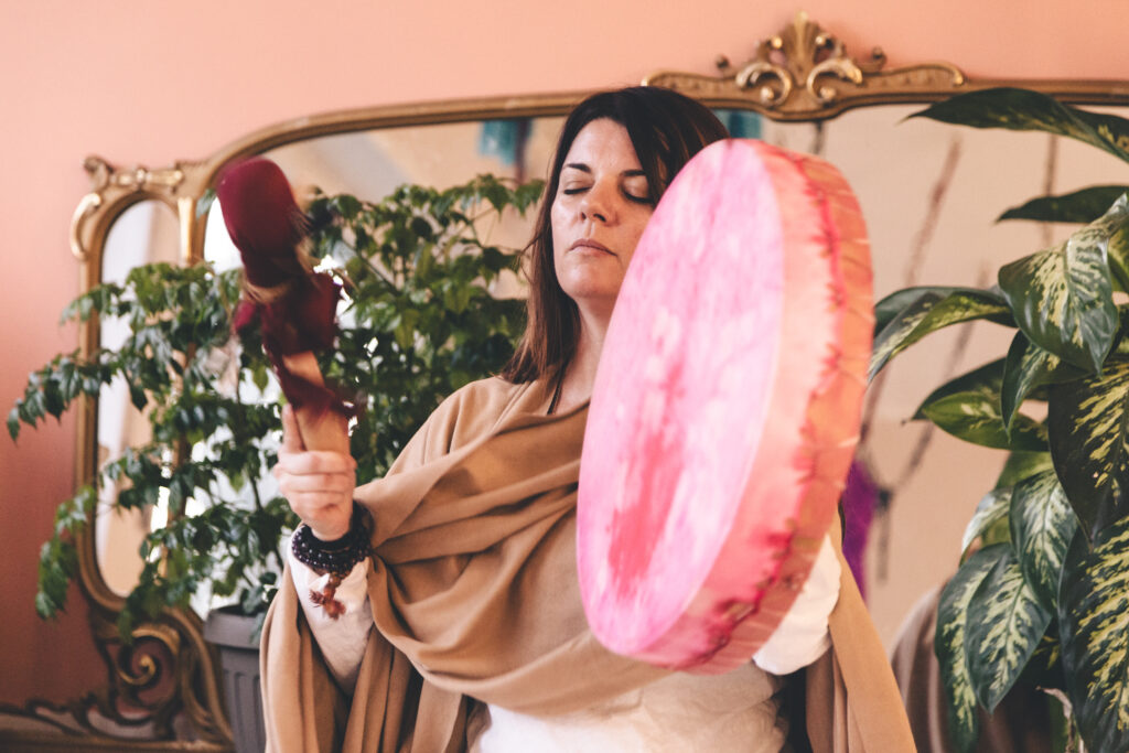 Mila Rossi Yoga Sciamanico Bija