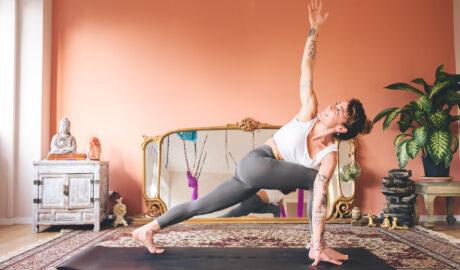 Benedetta Polacchini Vinyasa Yoga Bija Casalpalocco